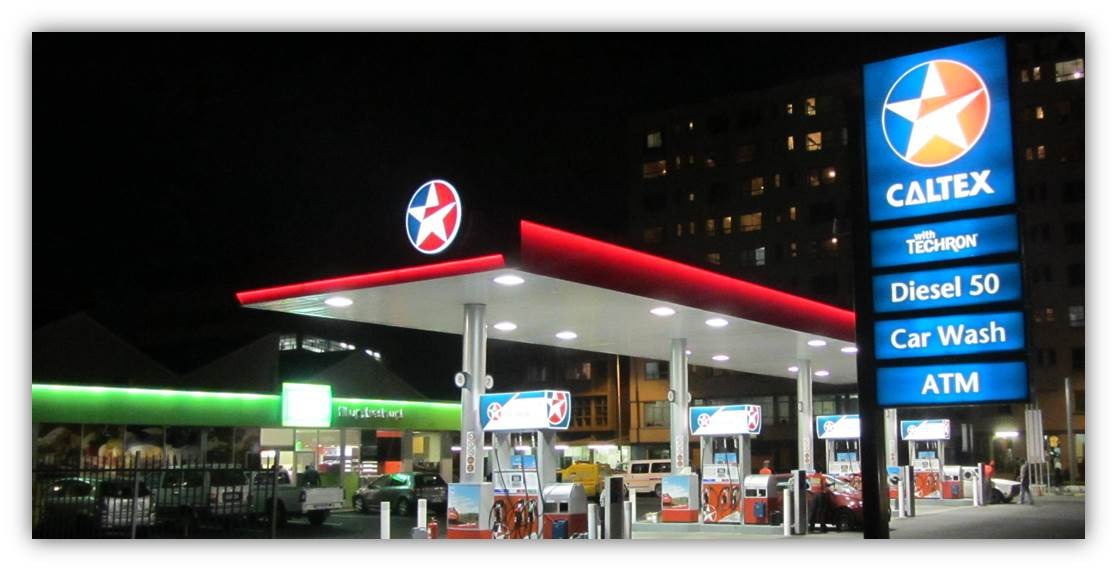 FreshStop @ Caltex night