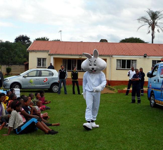 Caltex White Rabbit & All Fuels